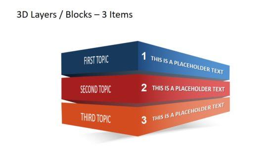 Multi-Purpose 3 Steps PowerPoint
