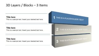 Presentation if 3D block Design