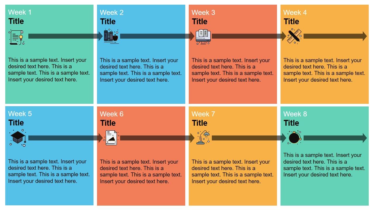 Diagram Design Template fo Planning