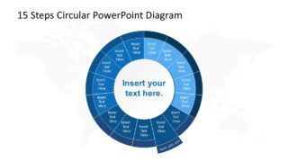 PowerPoint Circular Diagram Step 7
