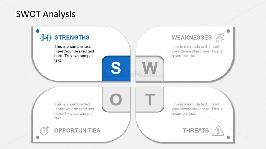 Slide of Strength Infographic PowerPoint
