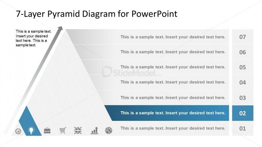 Level 2 of Pyramid Diagram