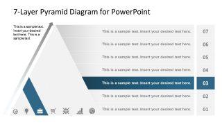 Level 3 of Pyramid Diagram