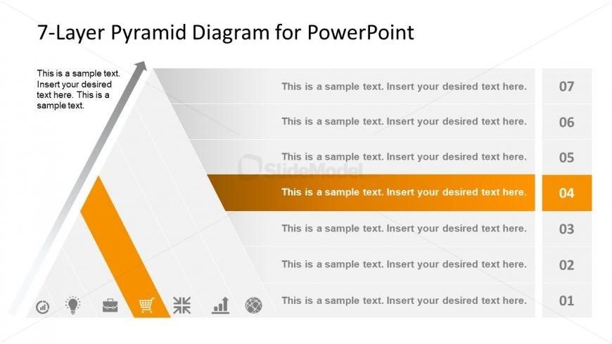 Level 4 of Pyramid Diagram