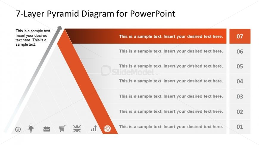 Level 7 of Pyramid Diagram