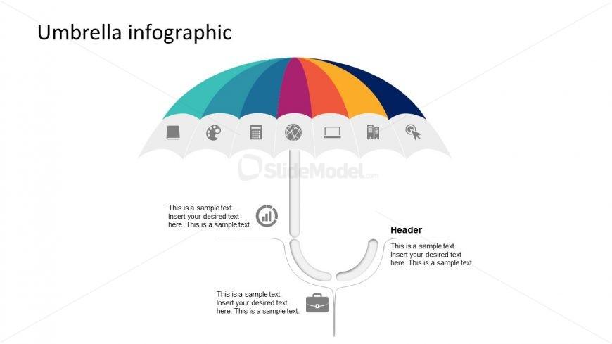 Presentation Infographic Layout Diagram