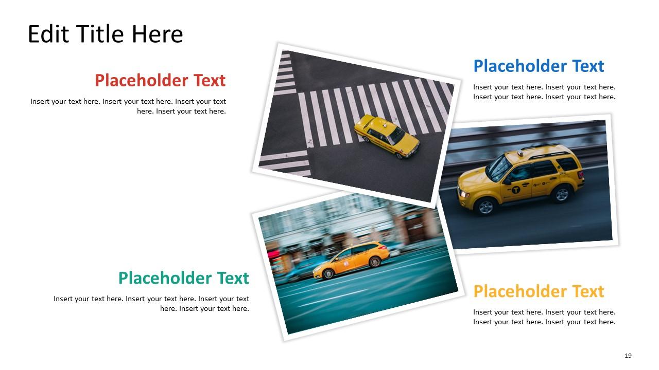 Taxi Themes Portfolio Template