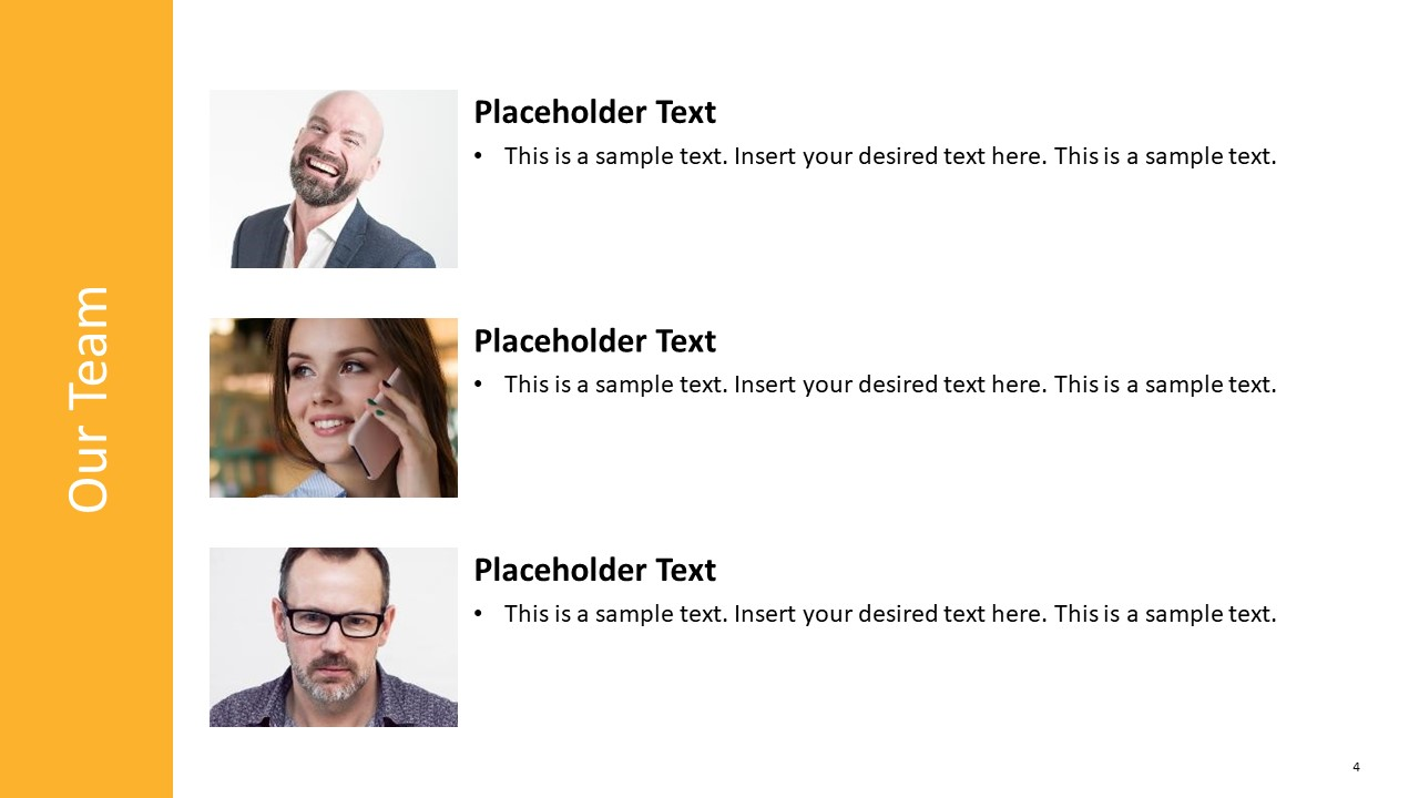 PowerPoint Taxi Themes Team Template