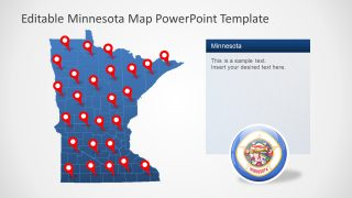 US State of Minnesota and Counties