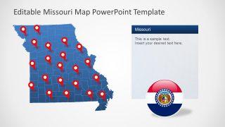 PowerPoint Presentation of Missouri
