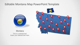 US State of Montana PowerPoint