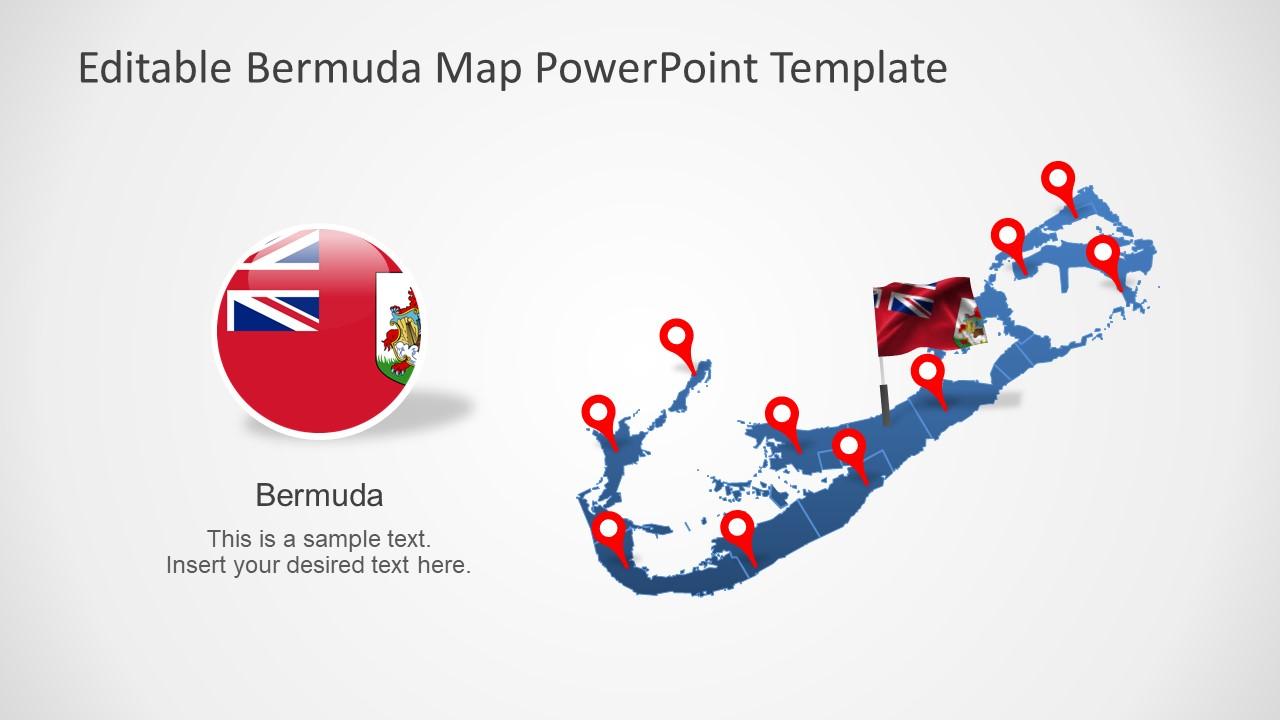 Presentation of Island Bermuda PPT