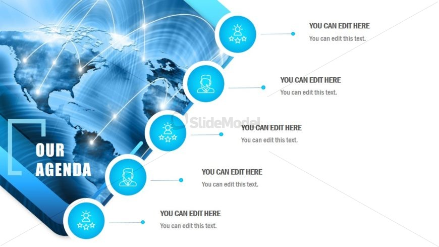 Slide of Agenda Presentation