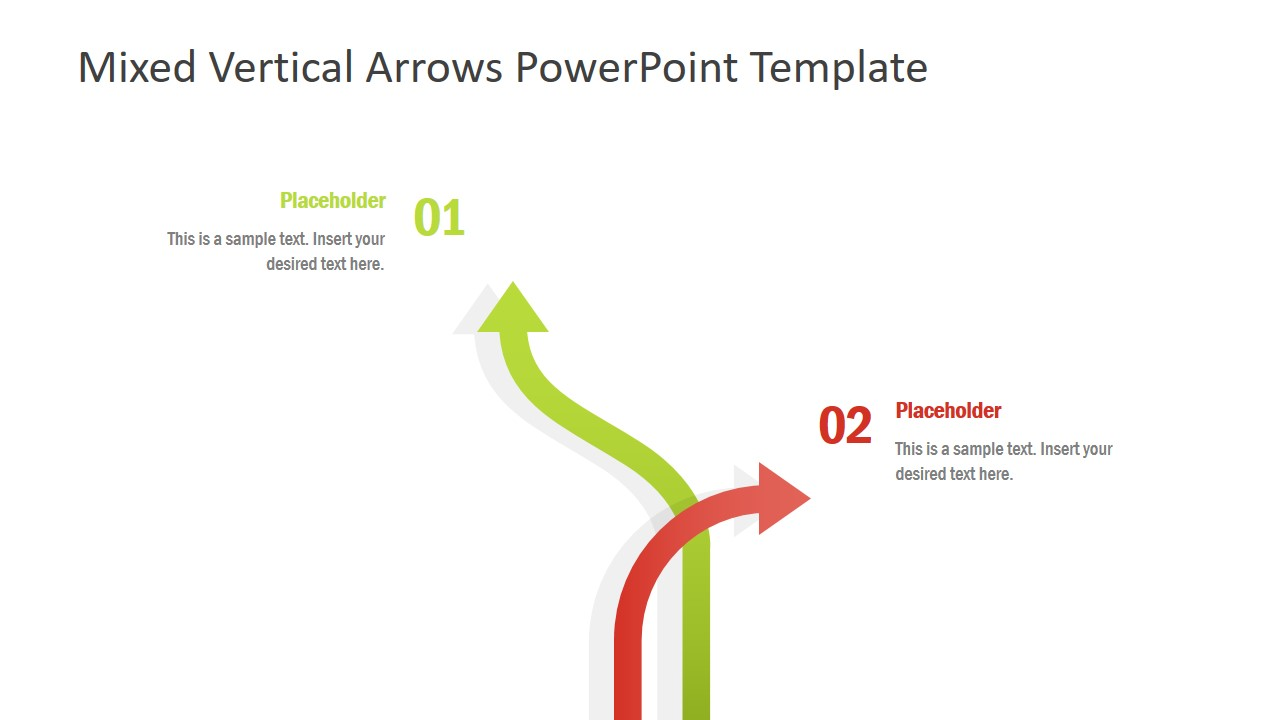 2 Way Arrow Presentation