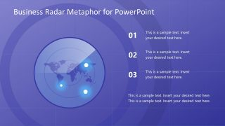 Radar Chart Presentation Design