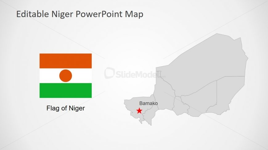 Presentation Layout of Niger