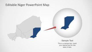 Presentation Design of Outline Map