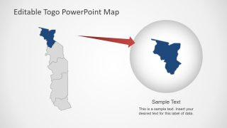 PowerPoint Design Togo Country