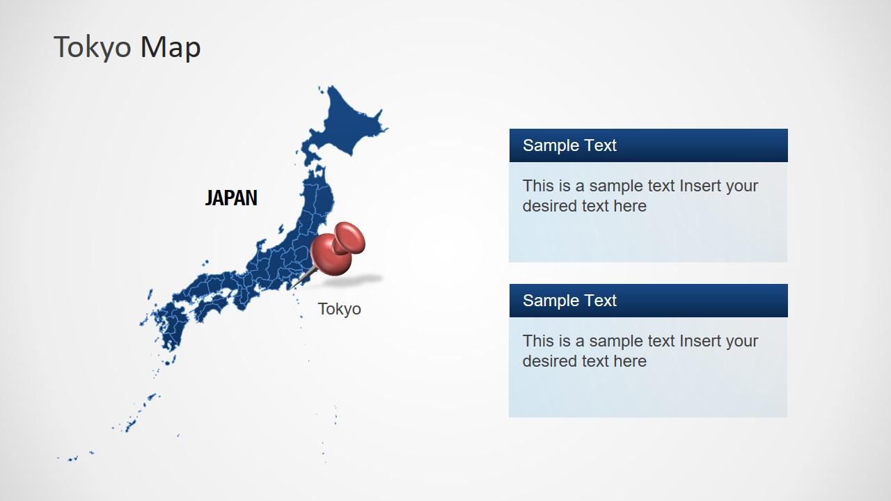 Presentation of Tokyo Editable Map