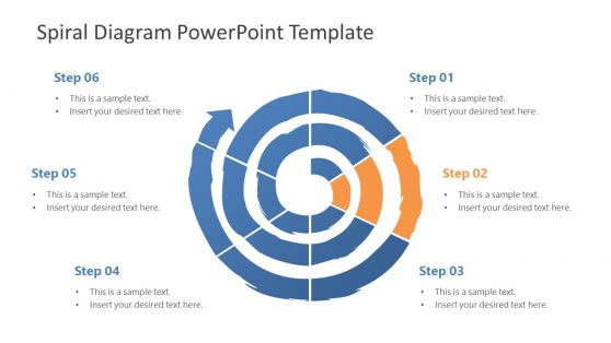3 Level PowerPoint Spiral