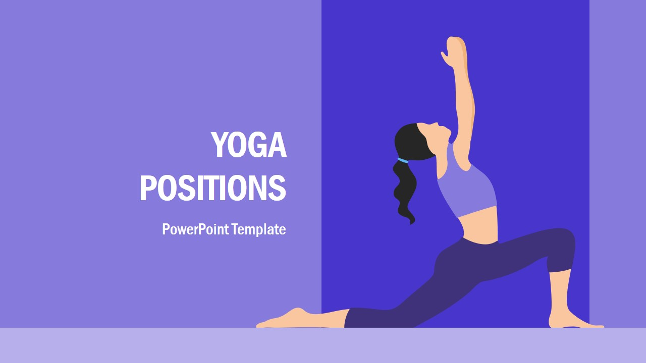 PPT Yoga Position Templates