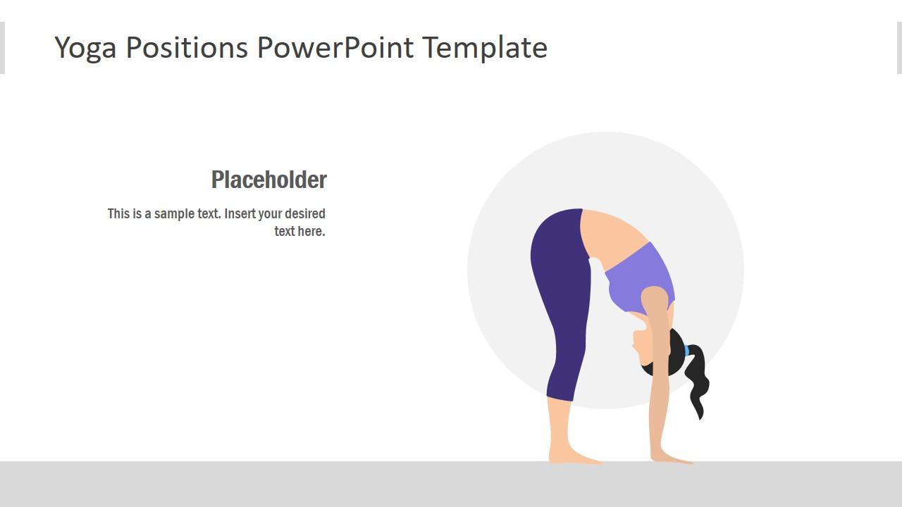 Training Slide Design for Yoga