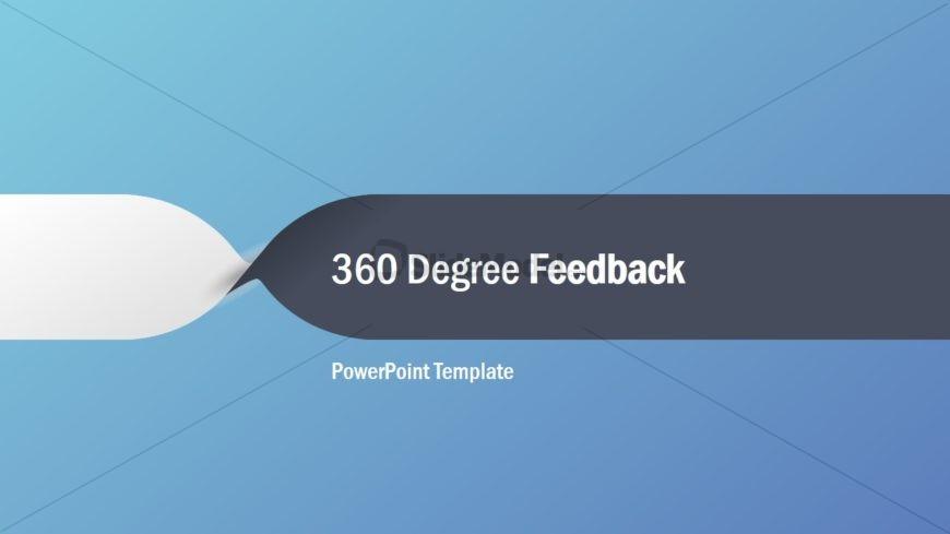 Cover Slide for 360 Degree Feedback