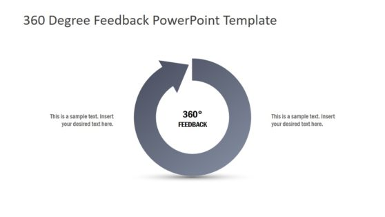 360 Degree Feedback Symbol Slide