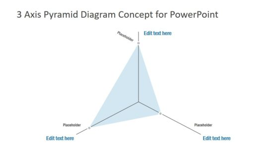 PowerPoint Template of 3 Processes