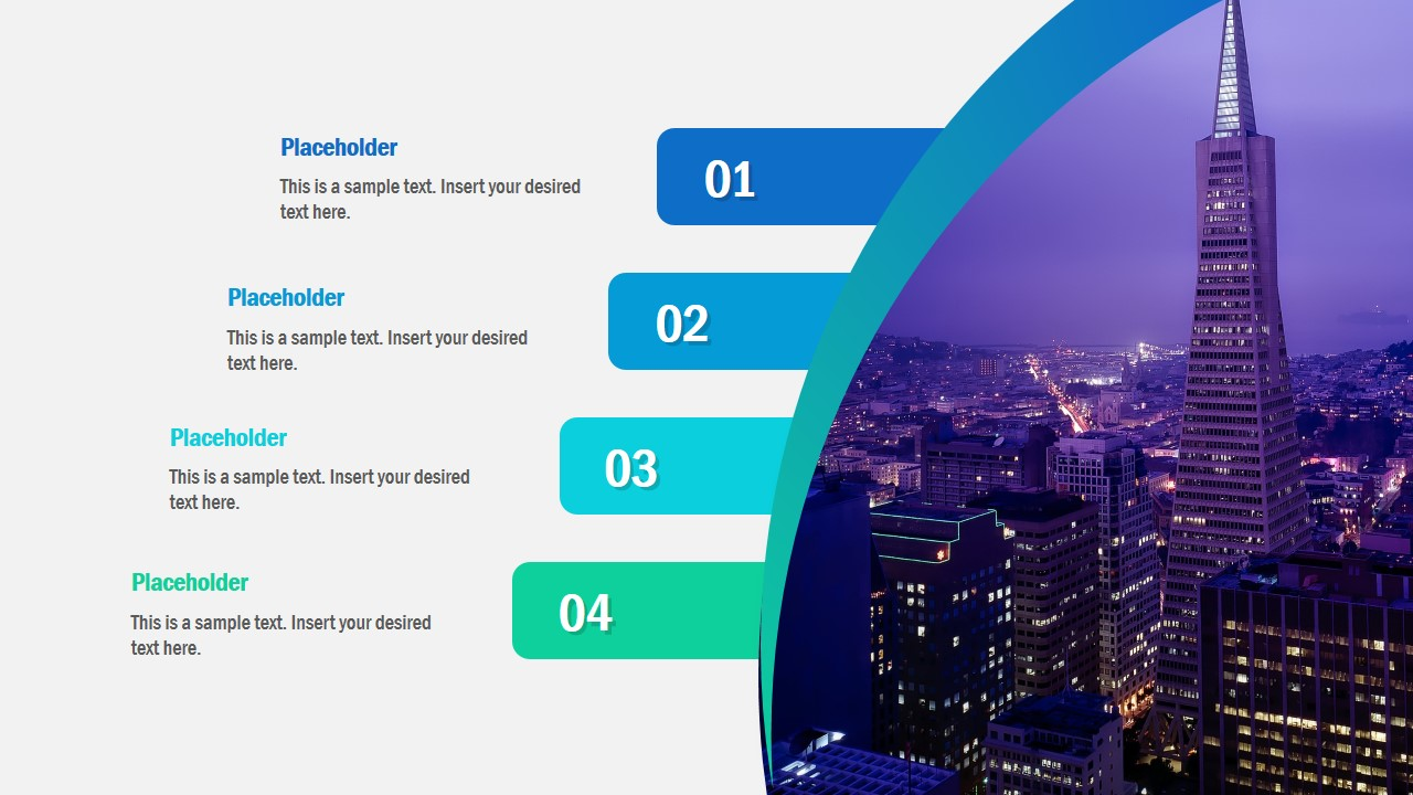Creative Agenda Slides PowerPoint Template - SlideModel
