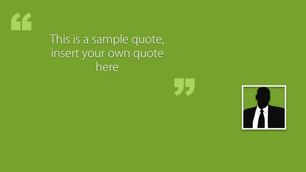 quote layouts for powerpoint slidemodel