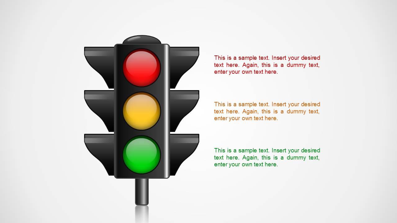 Traffic Light Colors