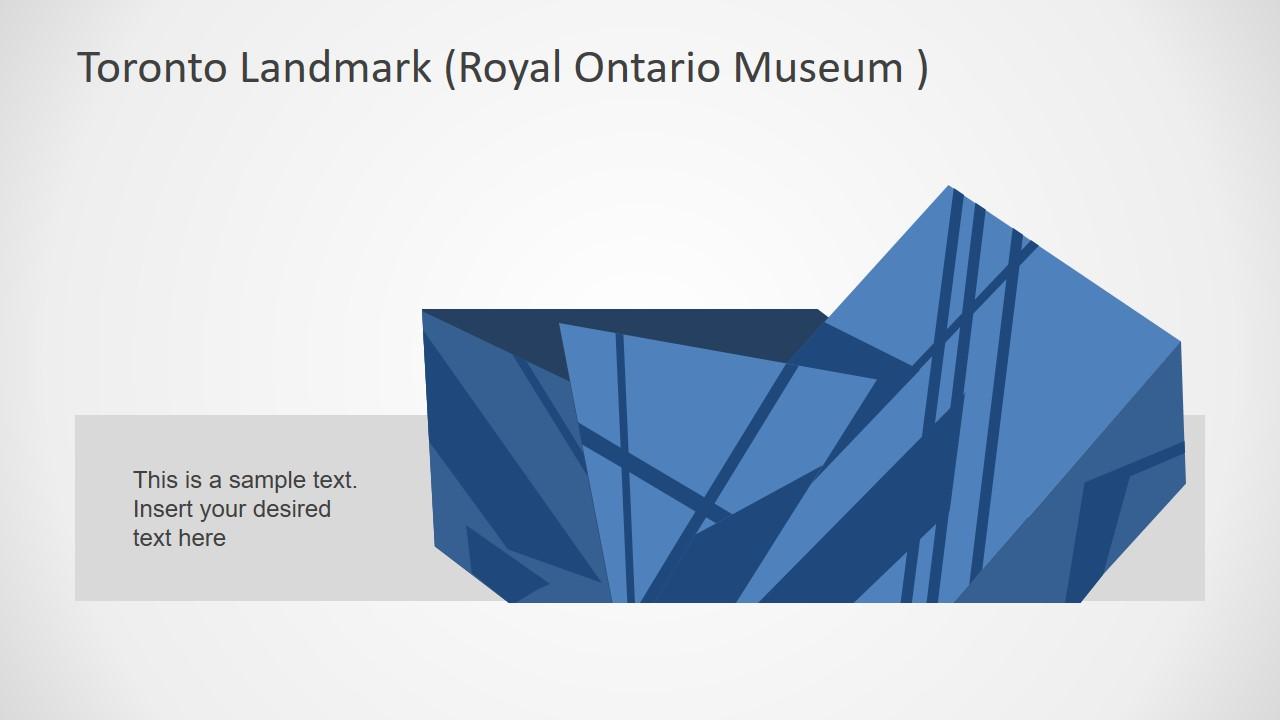 Canada Toronto Map Presentation