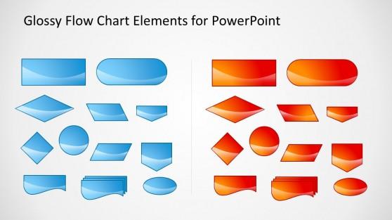 powerpoint flow chart template .