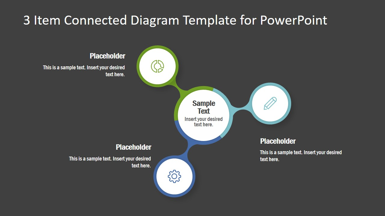 How To Add A Circlespoke Diagram To A Powerpoint Presentation Using