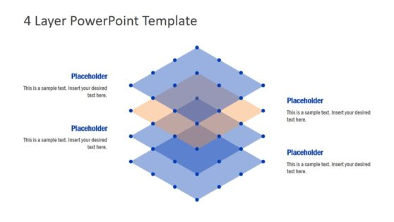 4 Level Stacked PowerPoint