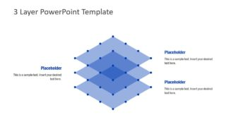 Simple 3 Layer PowerPoint Template