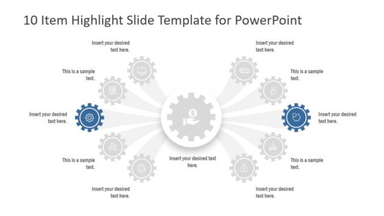 Infographic PowerPoint for Comparisons