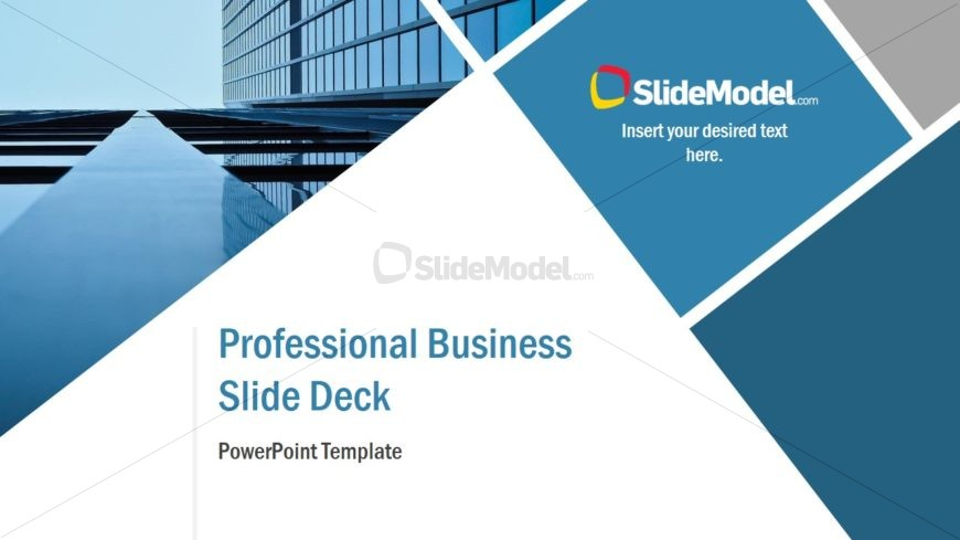 Corporate Presentation Cover Slide