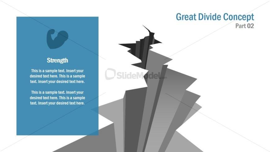 Shapes of Digital Divide Template