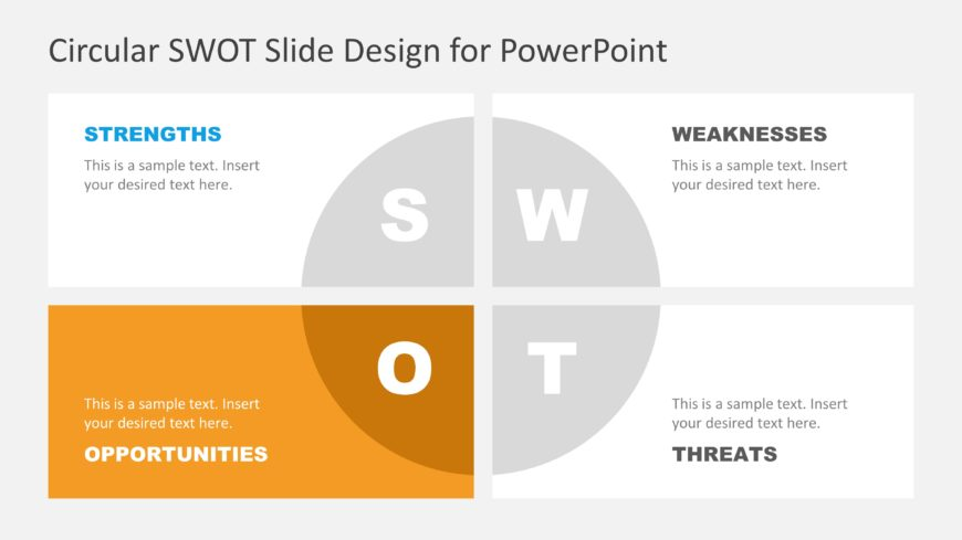 PPT Opportunities Factor of SWOT