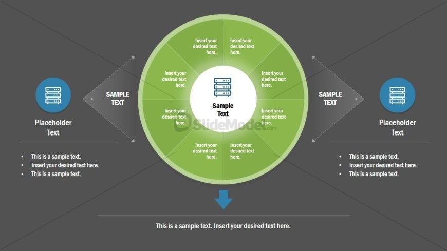 PPT 8 Steps Circular Process