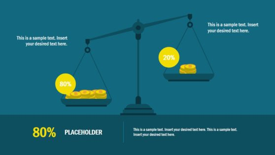 Balance Scale Concept PowerPoint