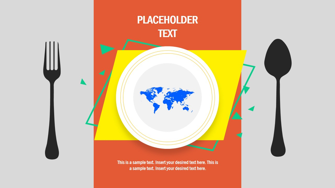World Hunger PowerPoint Design