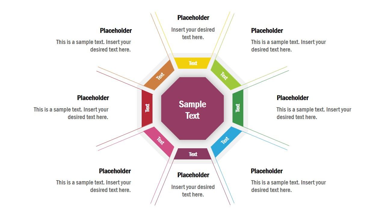 Octagon 8 Steps Process Diagram