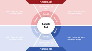 PPT Core PowerPoint Circular Diagram