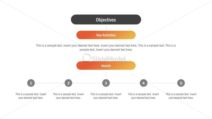 Business Strategy PowerPoint Diagram
