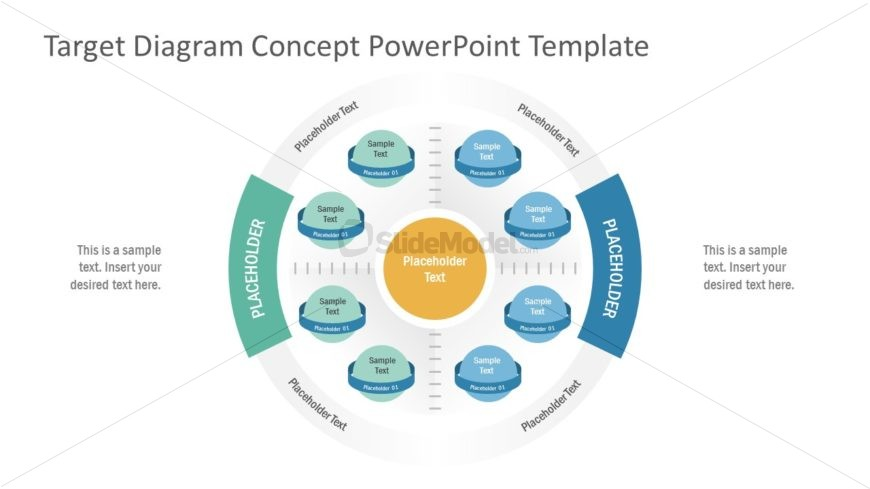 Multi Purpose Target PowerPoint