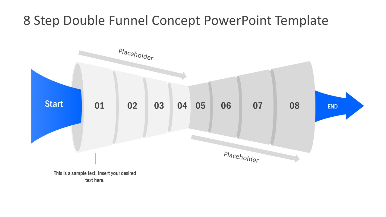 Funnel Diagram and Business PowerPoint