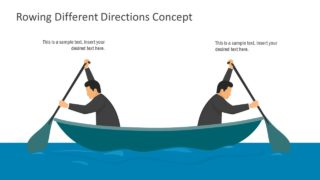 PowerPoint Rowing Management Concept